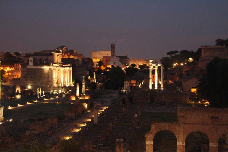 The Benitez Euro Adventures 2017 Part 1 – Italy (Rome, Assisi, Tivoli) The Forum