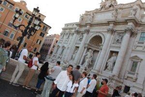 The Benitez Euro Adventures 2017 Part 1 – Italy (Rome, Assisi, Tivoli) Trevi Fountain
