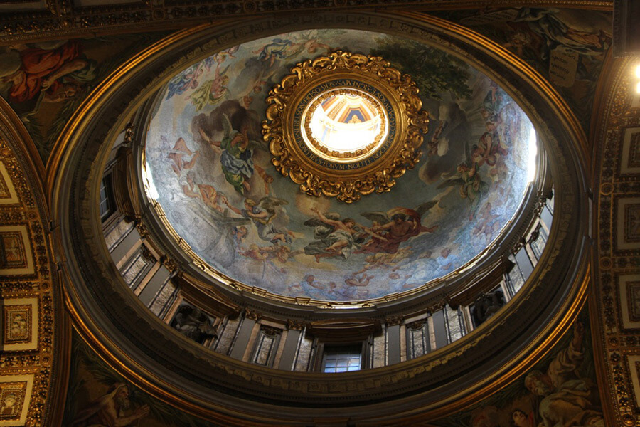 The Benitez Euro Adventures 2017 Part 1 – Italy (Rome, Assisi, Tivoli) St. Peters Dome