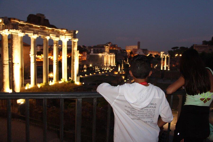 The Benitez Euro Adventures 2017 Part 1 – Italy (Rome, Assisi, Tivoli) Walk of Italy Tour