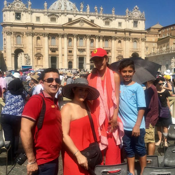 The Benitez Euro Adventures 2017 Part 1 – Italy (Rome, Assisi, Tivoli)