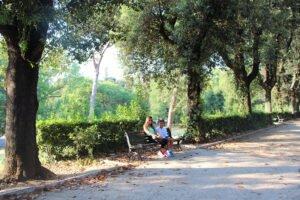 The Benitez Euro Adventures 2017 Part 1 – Italy (Rome, Assisi, Tivoli) The Gardens of Villa Borghese