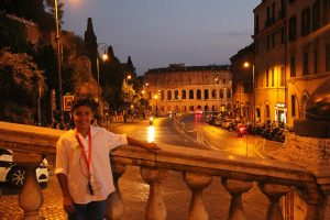 The Benitez Euro Adventures 2017 Part 1 – Italy (Rome, Assisi, Tivoli) The Colosseum