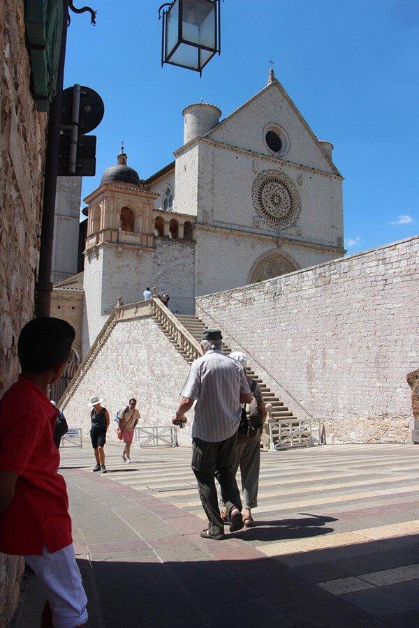 The Benitez Euro Adventures 2017 Part 1 – Italy (Rome, Assisi, Tivoli) Views of Tivoli