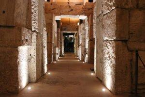 The Benitez Euro Adventures 2017 Part 1 – Italy (Rome, Assisi, Tivoli) Underground at The Colosseum