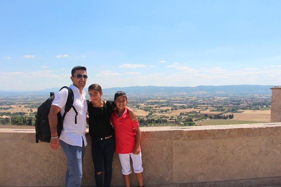 The Benitez Euro Adventures 2017 Part 1 – Italy (Rome, Assisi, Tivoli) Assisi
