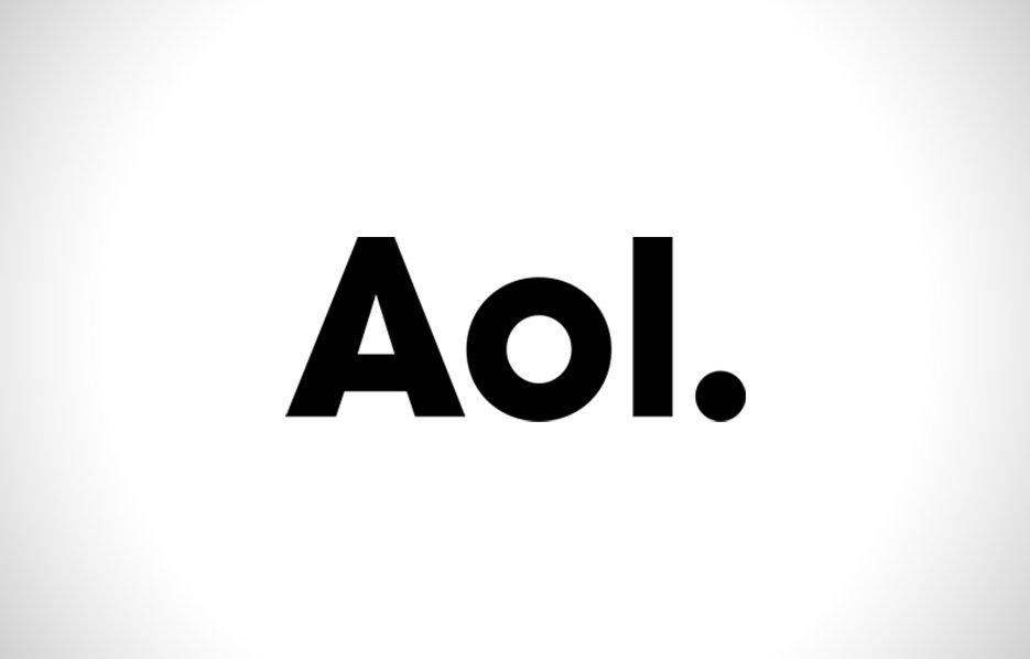 Aol News Logo
