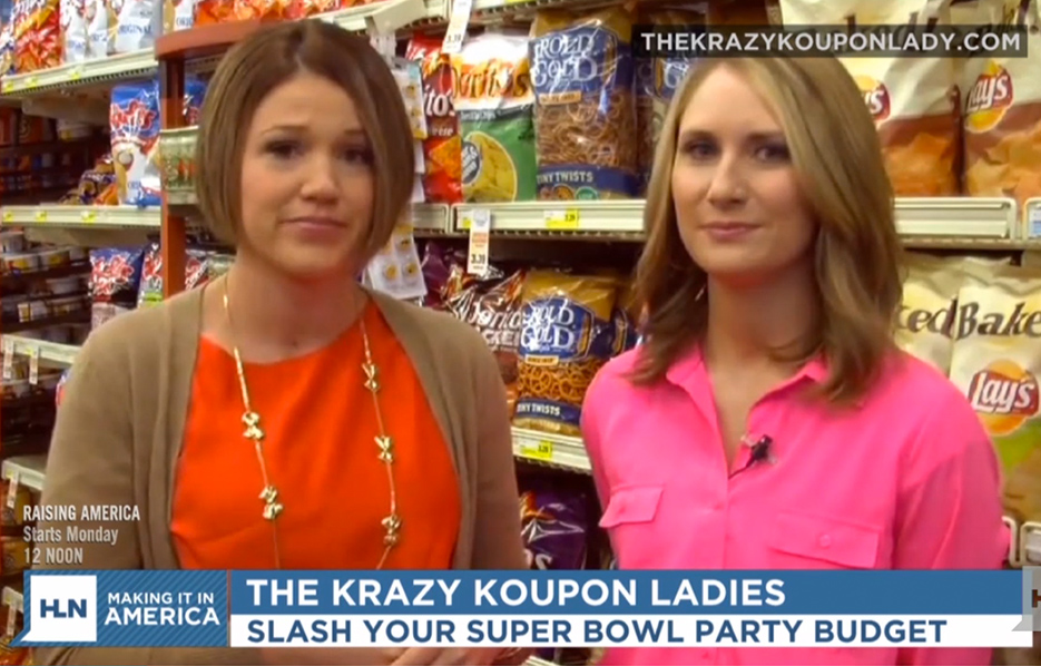 The Krazy Coupon Lady on HLN Making it in America