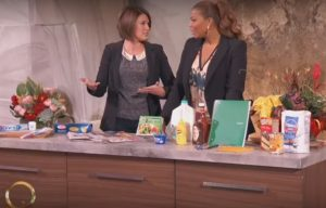 The Krazy Coupon Lady on The Queen Latifah Show
