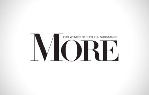 More for women of style and substance magazine logo