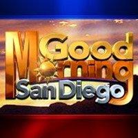 Good Morning San Diego News Logo