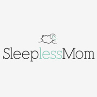 Sleepless Mom Blog Logo