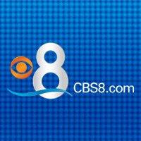 8 CBS8.com Logo