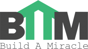 Build a Miracle Logo