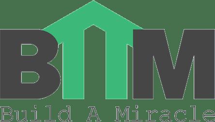 Build a Miracle Logo