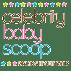 Celebrity Baby Scoop Blog Logo