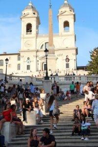 The Benitez Euro Adventures 2017 Part 1 – Italy (Rome, Assisi, Tivoli) The Spanish Steps