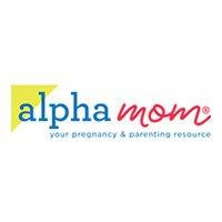 Alpha mom Logo