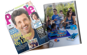 Avery products in a People Magazine Article