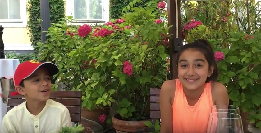 Daniella and Gabriel talk about their favorite parts of our Summer Travels to Italy and Croatia in the Summer of 2016