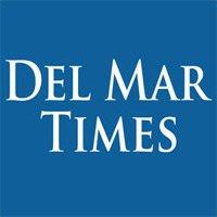 Del Mar Times Logo