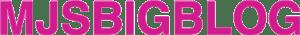 MJSBIGBLOG Logo