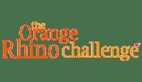 The Orange Rhino Challenge Logo