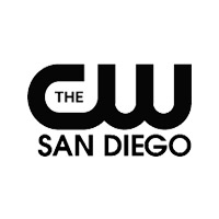 The CW San Diego News Logo