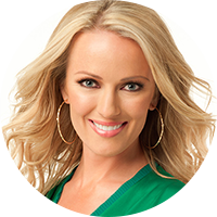 Co Host of The Insider Brooke Anderson