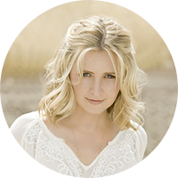 Actress Beverley Mitchell Cameron