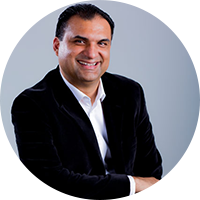 Chief Marketing & Technology Officer Avish Dahiy