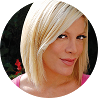 Actress and Producer Tori Spelling