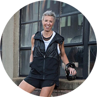 USANA Fitness Ambassador and Celebrity Trainer; Author of The-4x4 Diet Erin Oprea