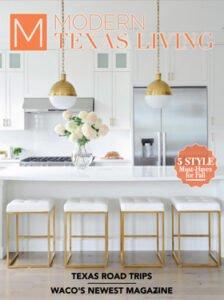 October 2019 Modern Texas Living Magazine Cover