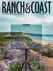 July 2019 Ranch and Coast Magazine Cover