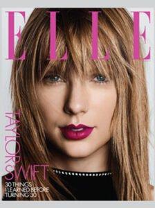 April 2019 Elle Magazine Cover