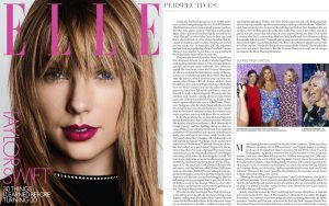 Unicon event in the Perspectives Article in Elle Magazine