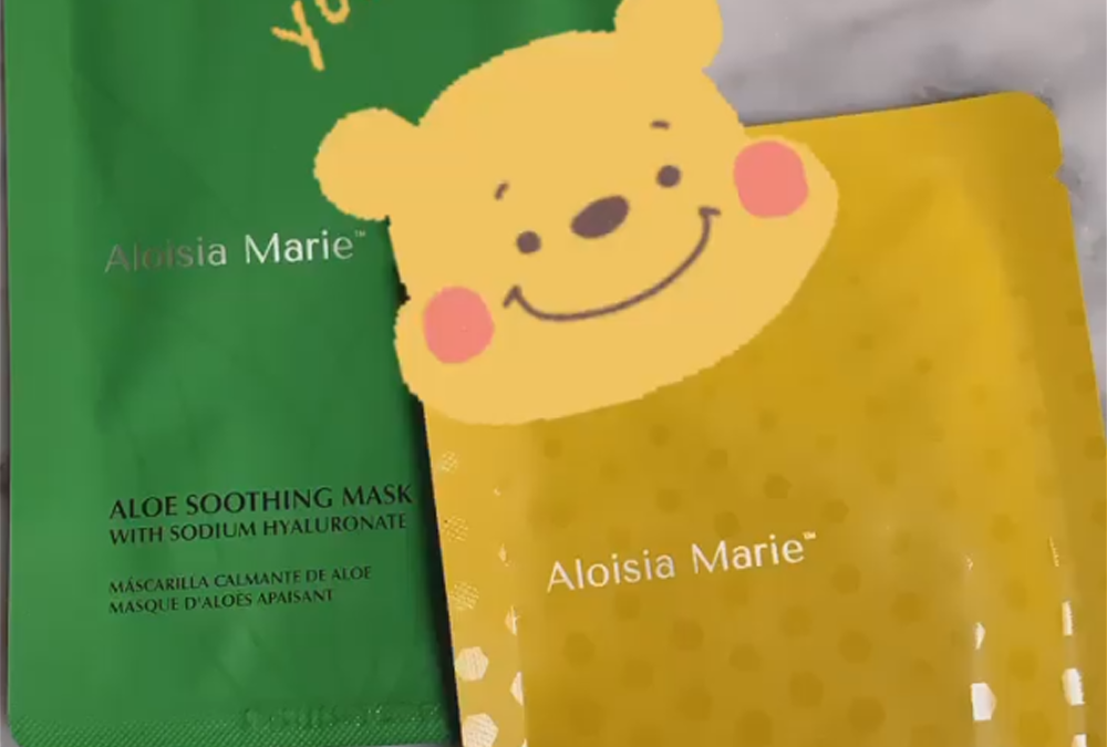 Ever Carradine Mentioning Aloisia Beauty in her instagram Stories