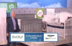 Evolur products on Ellen