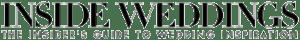 Inside Weddings Blog Logo
