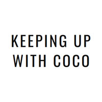 Keeping up with coco Logo