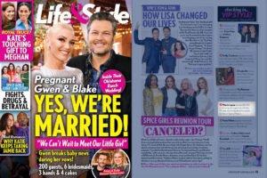 Mario Lopez Donates to Daniella Benitez nonprofit organization Build a Miracle in a Life and Style Magazine Article