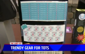 Mabel's labels products in Fox 5 News