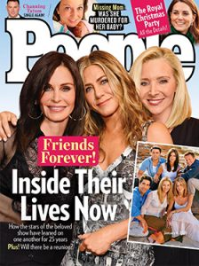January 2020 People Magazine Cover