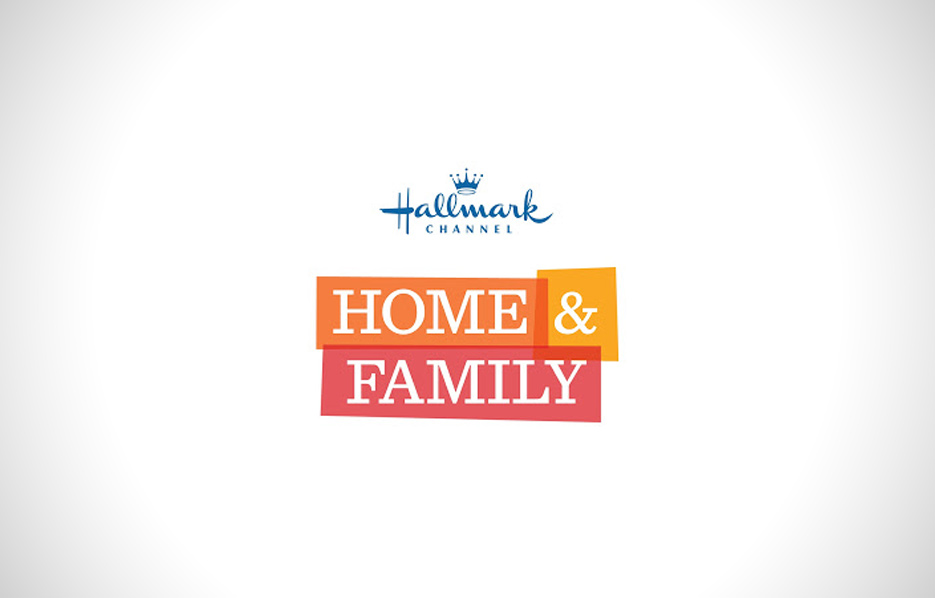 Hallmark Channel - Home and Family Logo