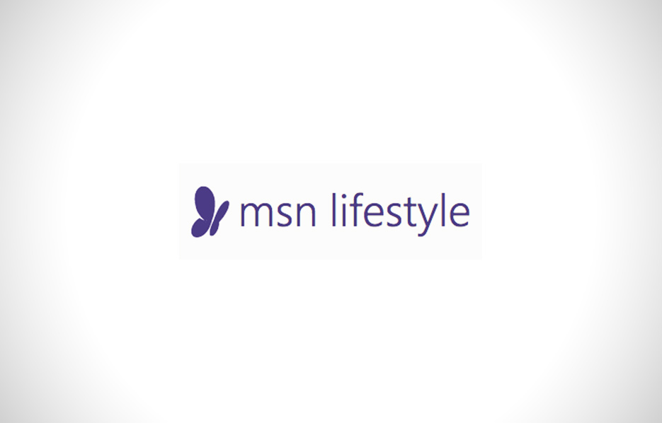 MSN Lifestyle Blog Logo
