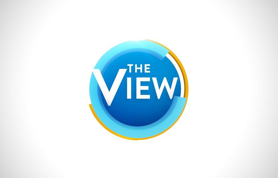 The View Tv Show Logo