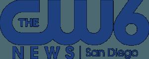The CW 6 News Logo