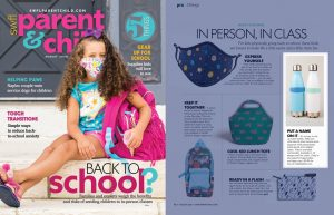 Mabel´s Labels product in Swfl Parents and Child Magazine Article