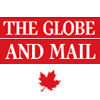 The Globe and Mail, Canadian Newspaper Logo
